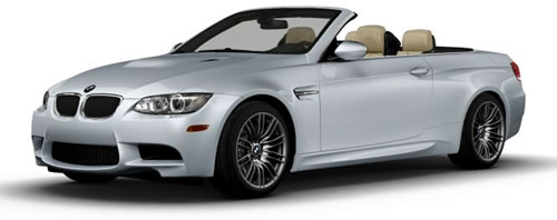 2010 Bmw M3 Convertible 2 Door 4 Seat Hardtop Convertible Priced