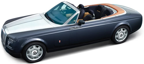 The 2010 Rolls Royce Phantom Drophead Coupe Is A 2 Door Softtop Convertible Seating Maximum Of 4 Pengers With Price Starting At 443 000
