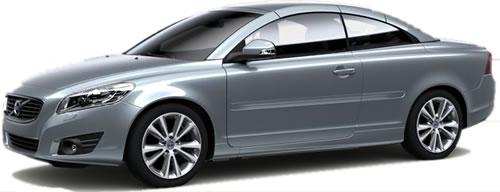 2010 Volvo C70 2-Door 4-Seat Hardtop Convertible Priced Under $40,000 - Volvo Hardtop ...