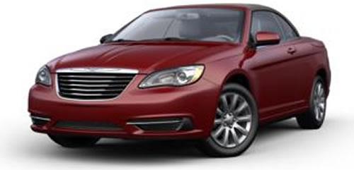 2011 Chrysler 200 Convertible 2-Door 4-Seat Softtop ...