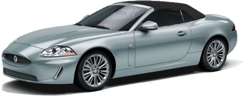 Softtop Convertible Seating A Maximum Of 4 Pengers With Price Starting At 89 000 Running On Premium The Xk Gets 16 Mpg City