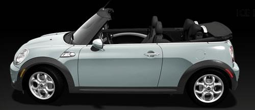 2017 Mini Cooper S Convertible Softtop