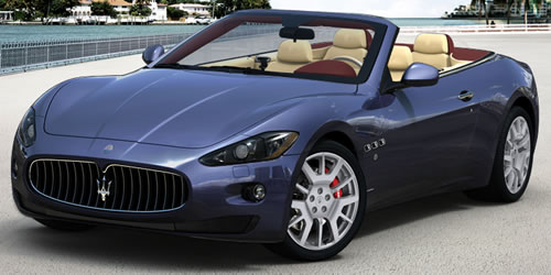 The 2017 Maserati Grancabrio Is A 2 Door Softtop Convertible Seating Maximum Of 4 Pengers