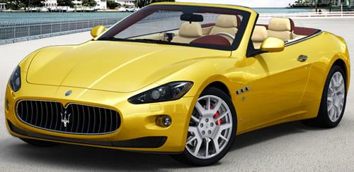 2011 Maserati GranTurismo Convertible 2-Door 4-Seat Softtop ...