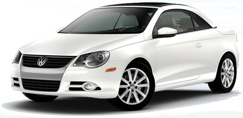 2011 volkswagen eos 2 door 4 seat hardtop convertible. Black Bedroom Furniture Sets. Home Design Ideas