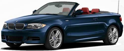 2012 BMW 135i 1 Series Convertible 2-Door 4-Seat Softtop Convertible ...