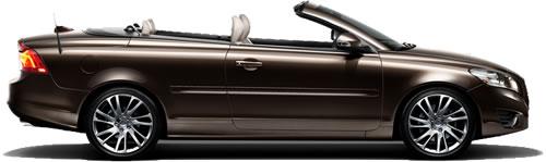 2012 Volvo C70 2-Door 4-Seat Hardtop Convertible Priced Under ...
