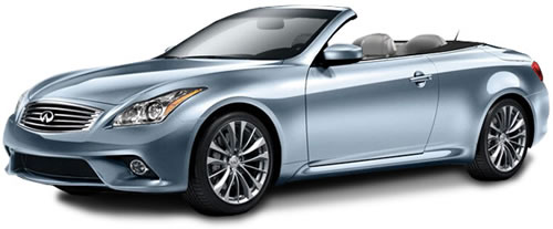 2013 Infiniti G37 2-Door 4-Seat Hardtop Convertible Priced ...