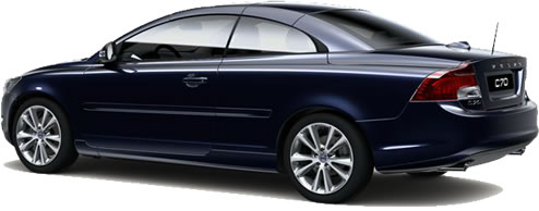 The 2017 Volvo C70 Is A 2 Door Hardtop Convertible Seating Maximum Of 4 Pengers With Price Starting At 41 200 Running On Regular Gets 19