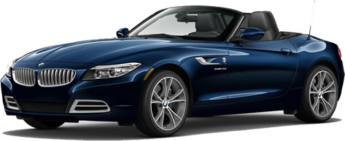 2014 Bmw Z4 Sdrive35i 2 Door 2 Seat Hardtop Roadster
