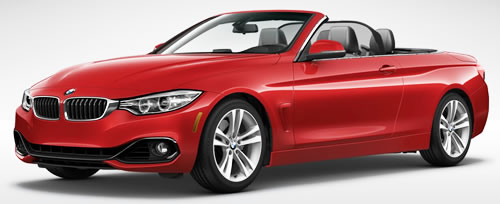 Awesome BMW 435i XDrive 4 Series Convertible