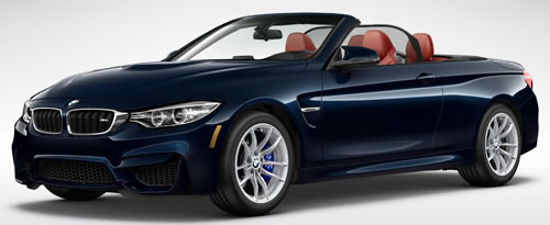 Perfect BMW M4 Convertible