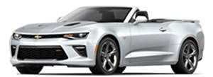 2016 Chevrolet Camaro SS Convertible Softtop Convertible