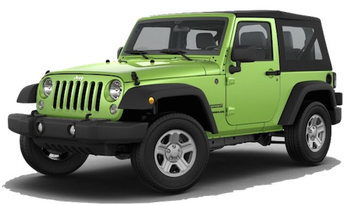 2016 jeep wrangler 2 door 4 seat softtop suv priced under 24 000 jeep softtop suv specs. Black Bedroom Furniture Sets. Home Design Ideas