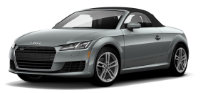 2017 Audi TT Roadster Softtop Roadster