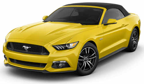 4 Pengers With A Price Starting At 42 695 Running On Regular The Mustang Gt Convertible Gets 14 Mpg City 23 Highway Combined 17