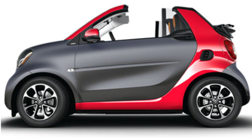 Running On Premium The Fortwo Cabriolet Gets 33 Mpg City 38 Highway With A Combined 35