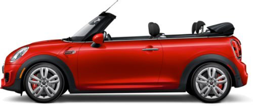 Running On Premium The John Cooper Works Convertible Gets 25 Mpg City 33 Highway With A Combined 28